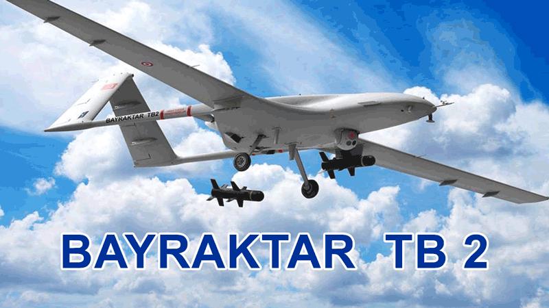drone-bayraktar