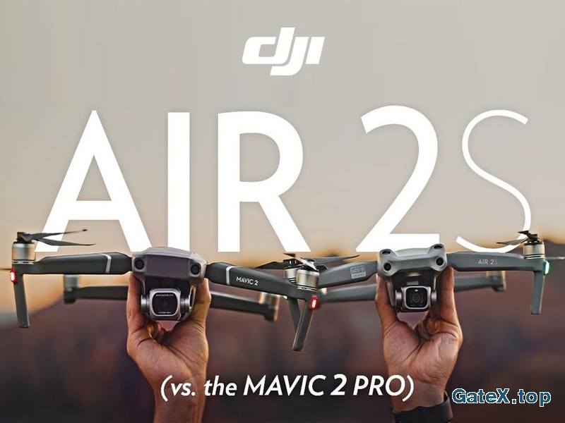 Mavic Air 2S vs Mavic 2 Pro