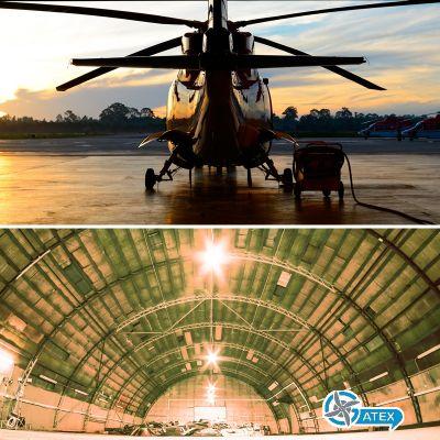 Базирование вертолета - где хранить вертолет?