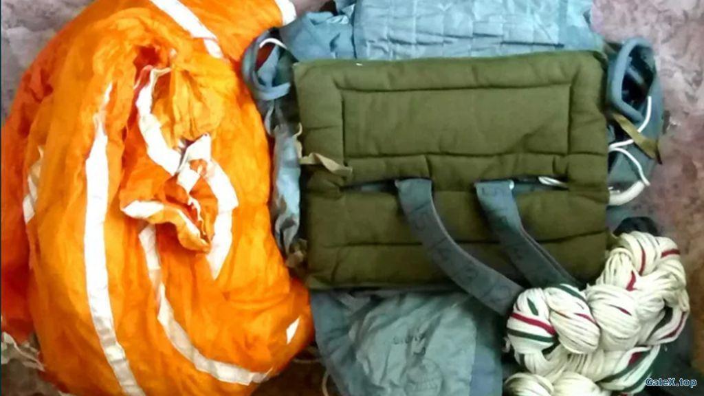 Парашют спасательный С-4У