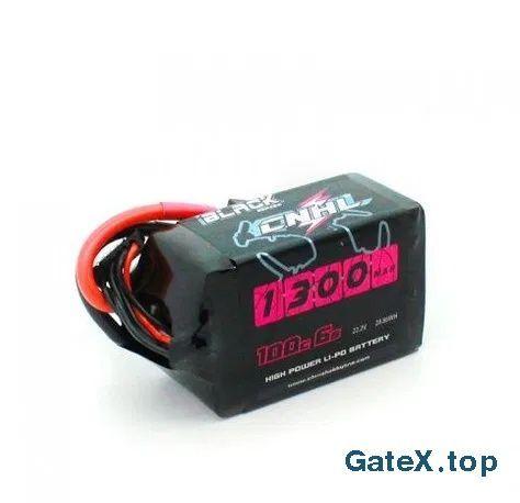 Аккумуляторы CNHL 4s, 5s, 6s 1300-1500mah для FPV дрона