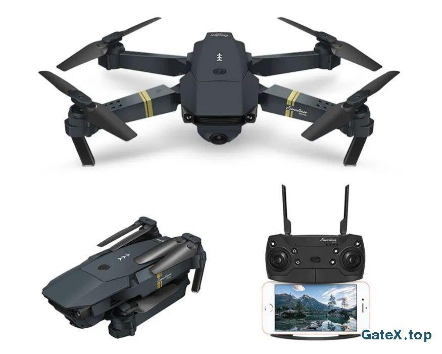 Квадрокоптер Eachine E58 с камерой 720Р 2МП Wi-fi