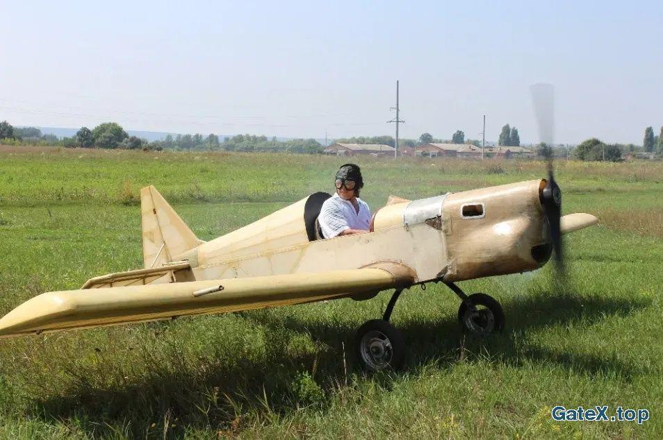 Самолет Арго-02