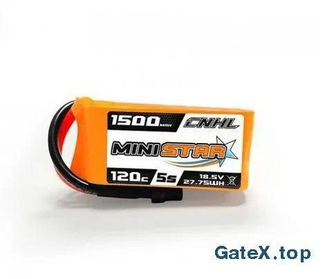 Аккумуляторы CNHL 5s 1500mah для FPV дрона