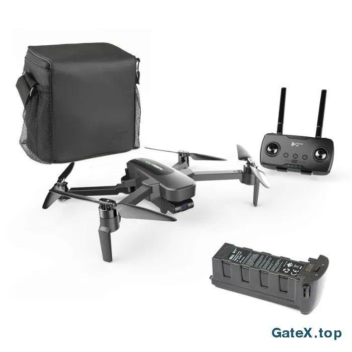 Квадрокоптер Hubsan Zino PRO з 4K камерою, GPS, FPV сумка + акумулятор