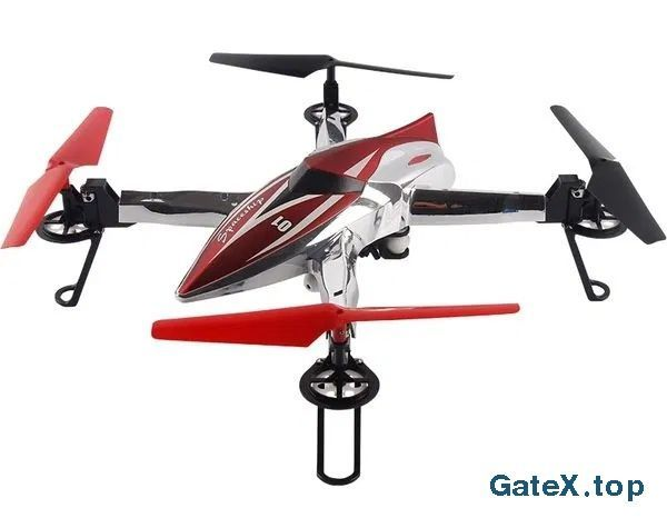 Квадрокоптер WL Toys Q212G FPV