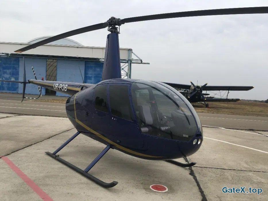 Вертолет Robinson R44 Astro
