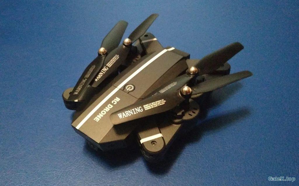 Дрон RC 8807 NEW WiFi камера