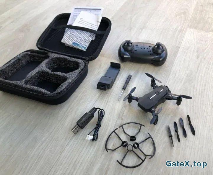 Квадрокоптер F86 Hd Wi-Fi
