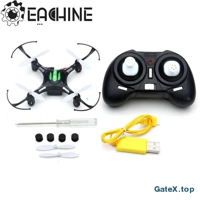 Квадрокоптер Eachine H8 mini беспилотник