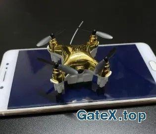 Mini Dron Дрон +3 батареи