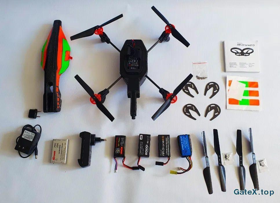 Квадрокоптер Parrot AR. Drone 2.0
