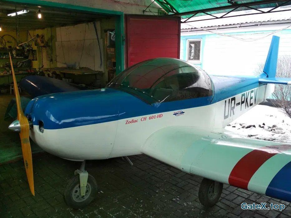 Самолёт ZODIAC CH601HD