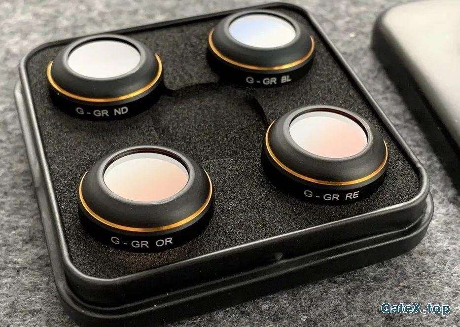 Фильтр для дрона коптера DJI Mavic Pro