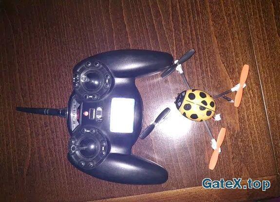 Квадрокоптер lady bird