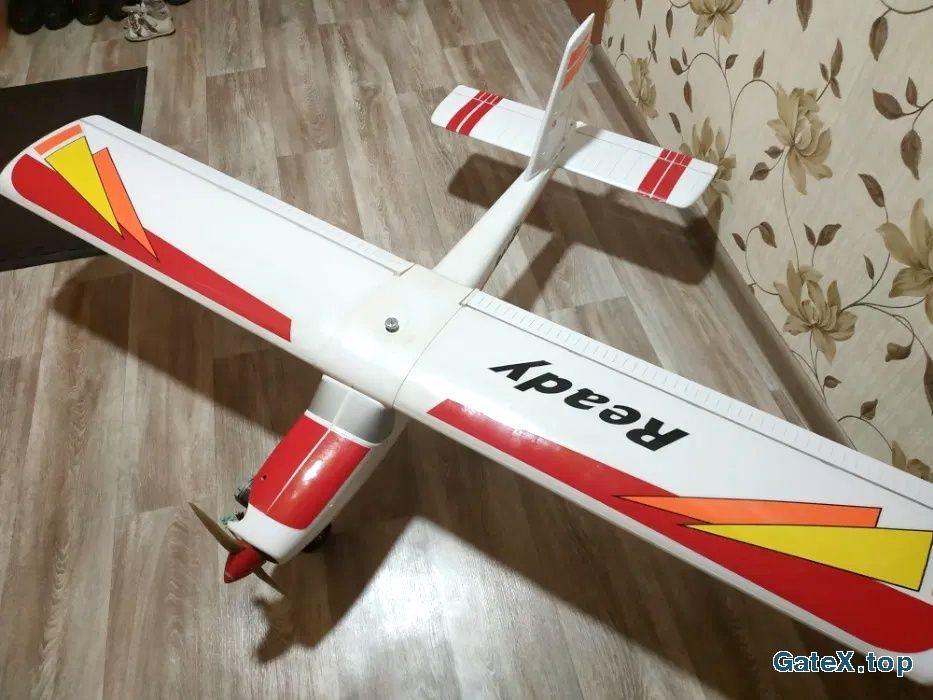 Радиоуправляемая авиамодель самолет Thunder Tiger №4591+Пульт