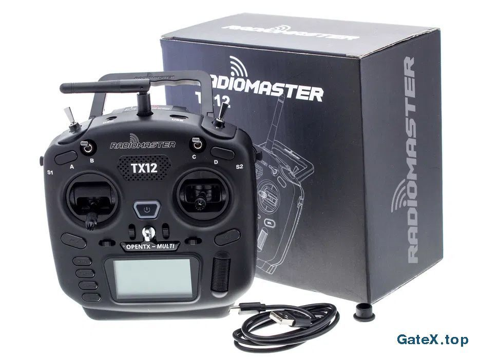 Radiomaster tx 12 апаратура fpv дрон