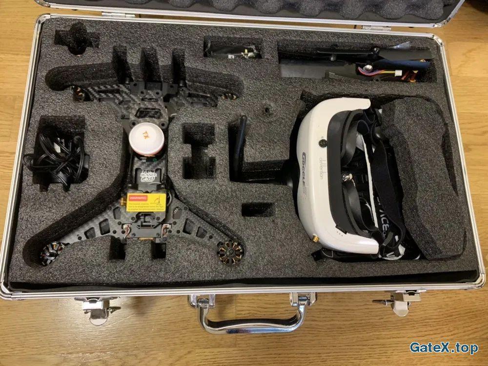FPV Drone Walkera Runner 250
