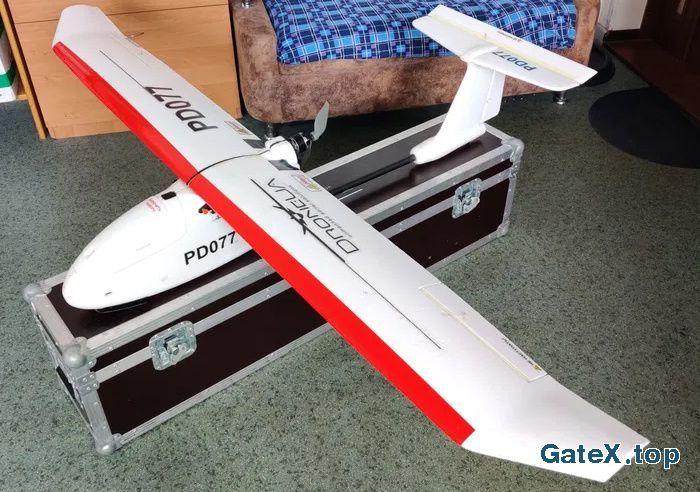 Дрон самолёт PD 077 для аэрофотосъемки