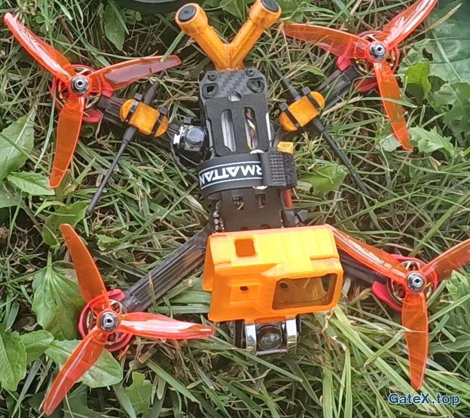 Потерял дрон