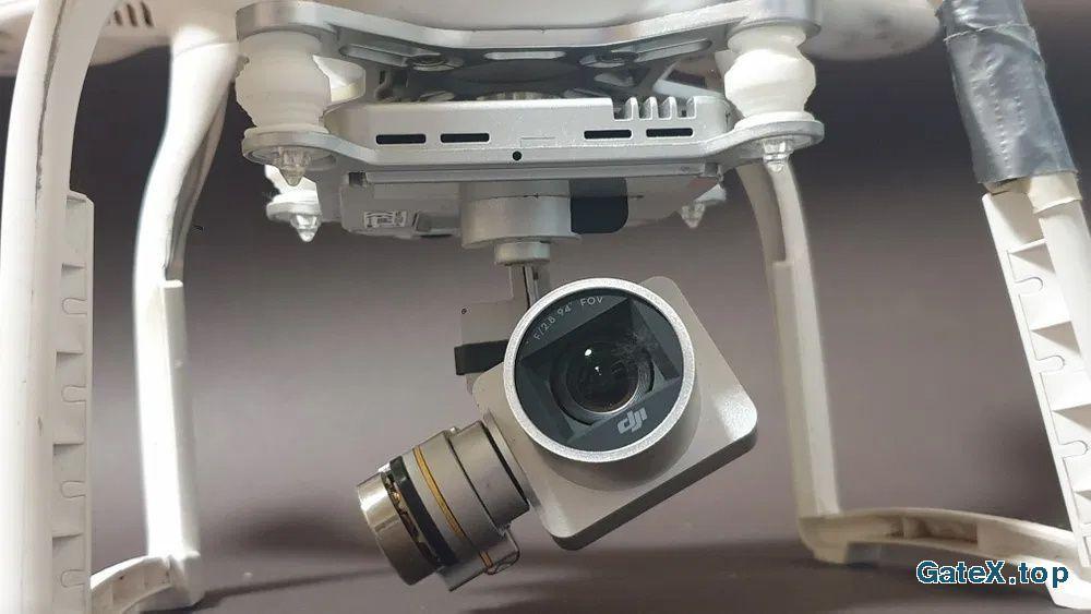 Пульт для phantom 3pro и дрон на запчасти