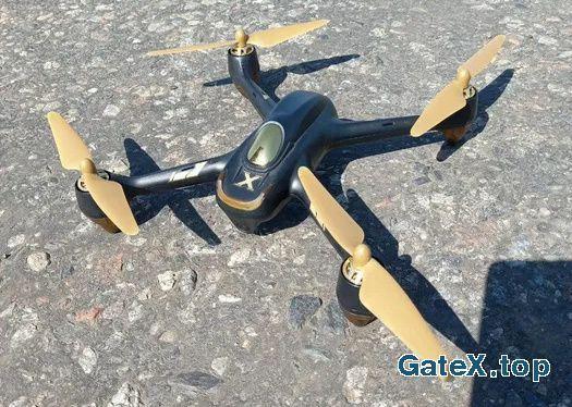 дрон hubsan x4