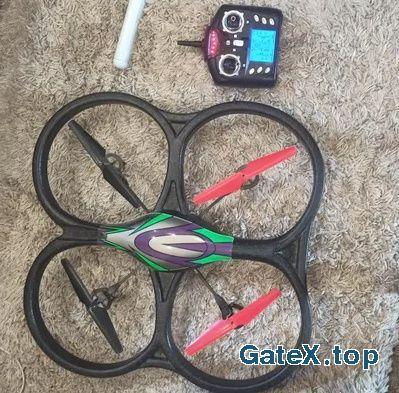 Квадрокоптер WL Toys Cyclone 2 V333