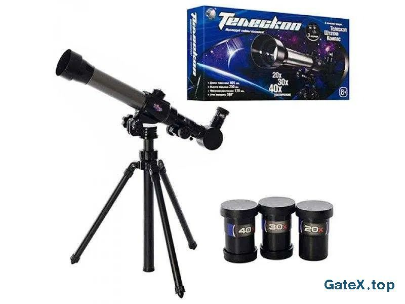 дитячий телескоп