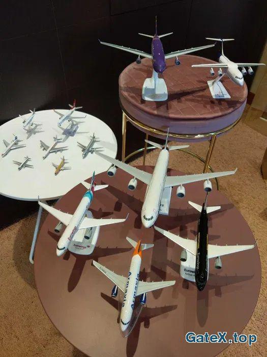 модель самолета airlines