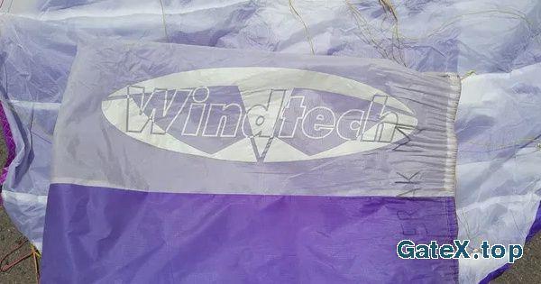 Параплан windtech serak