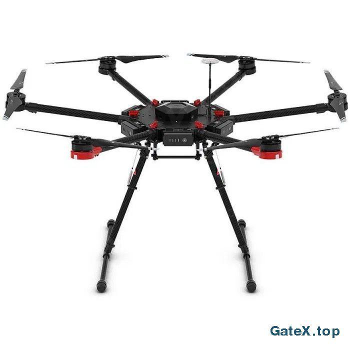 Гексакоптер Дрон DJI MATRICE 600 с 4K камерой Zenmuse X3