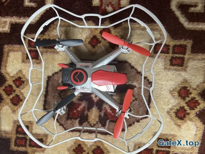 Дрон «Voice command drone» sky rover