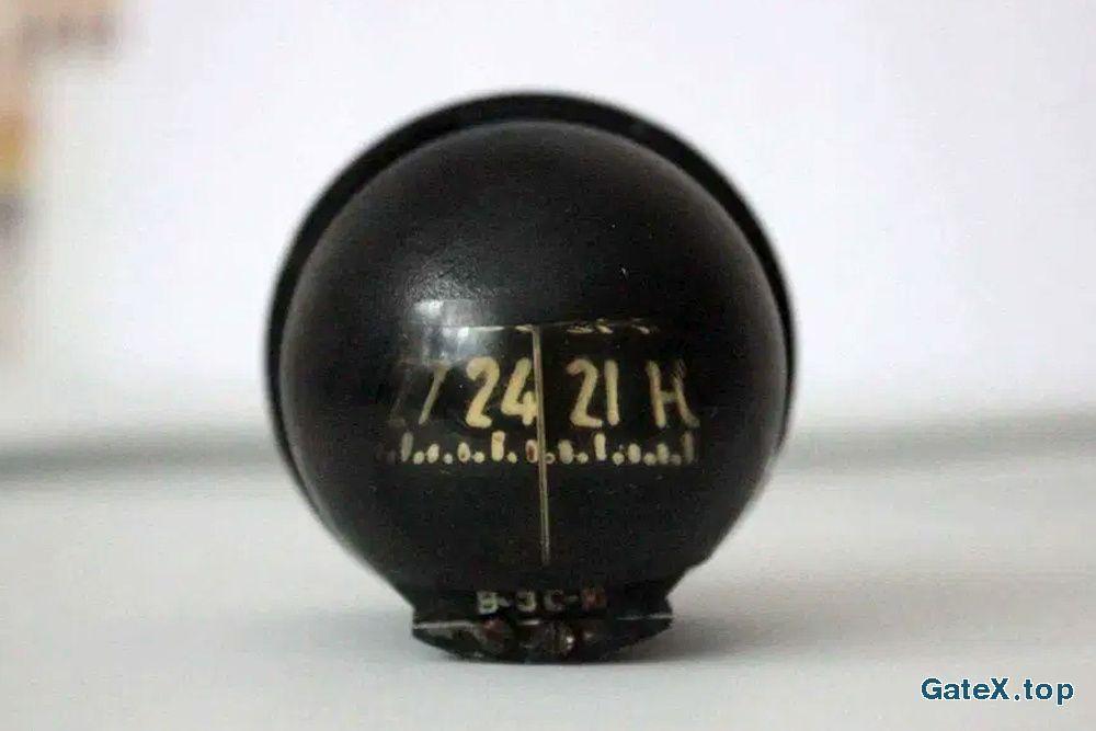 Оригинальный магнитный компас КИ-13К самолета ТУ-134