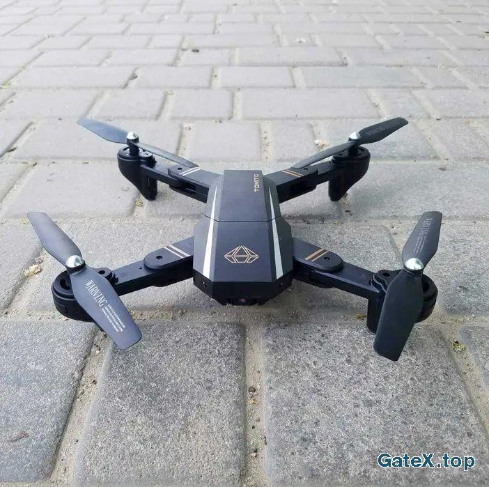 Квадрокоптер Phantom с WiFi и камерой